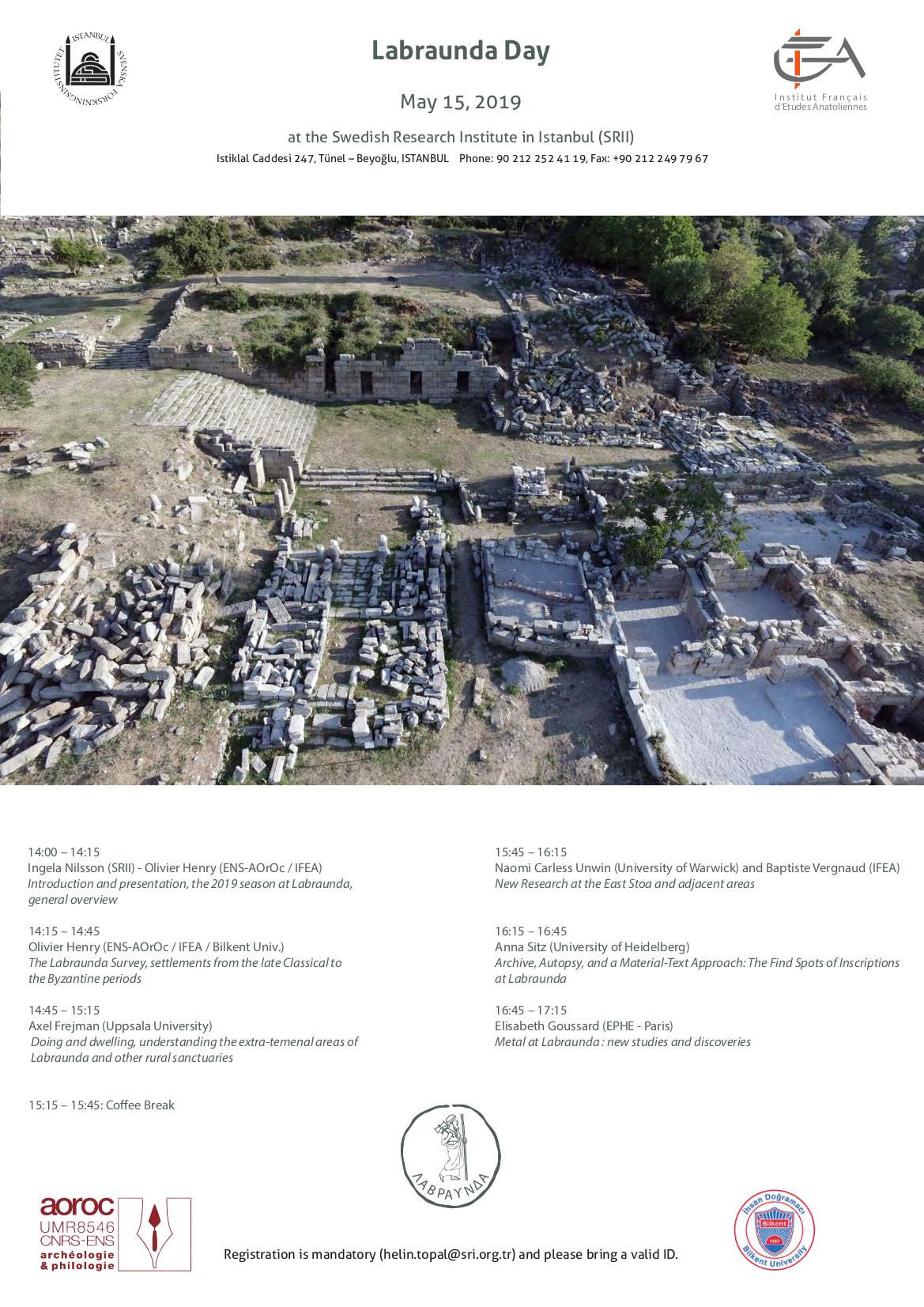 Bilkent University - Department of Archaeology